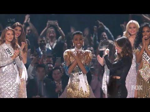 Miss Universe η Ζοζιμπίνι Τούνζι