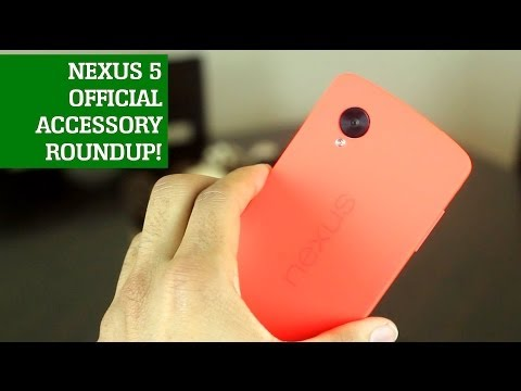 nexus - Kevin goes hands on with all the official accessories for the Nexus 5! Check out the Nexus 5 Bumper Case, LG QuickCover and Nexus Wireless Charger! Check out...