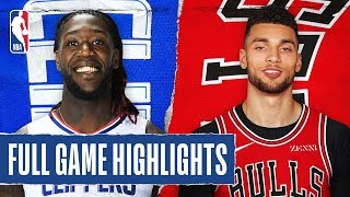 CLIPPERS at BULLS | FULL GAME HIGHLIGHTS | December 14, 2019 by NBA