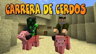CARRERA DE CERDOS - bysTaXx vs Willyrex
