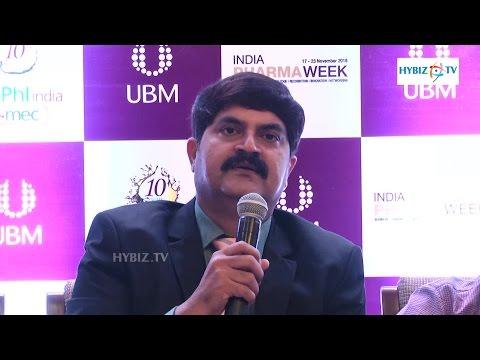 , AVPS Chakravarthi-India Pharma Week 2016