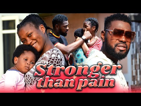 STRONGER THAN PAIN (Evergreen Hit Movie) Jerry & Chinenye 2020 Latest Nigerian Nollywood Movie