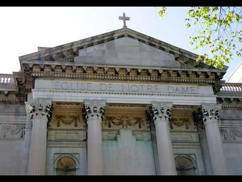 Tourist In Your Own Town #39 - Church of Notre Dame - Morningside Heights