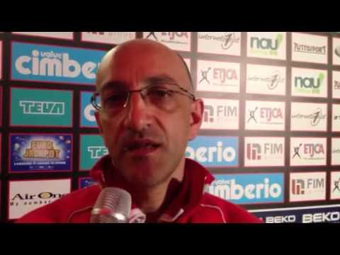 """Vitucci: """"A Cremona per il primo posto"""""""