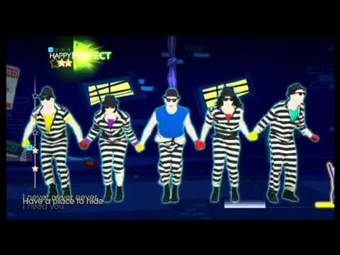Just Dance 4 - Blues Brothers - Everybody Needs Somebody To Love - Hold My Hand