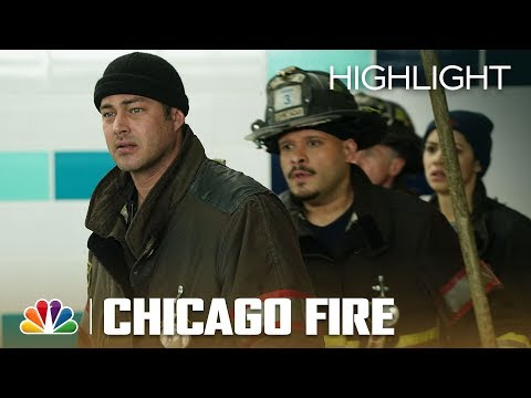 Chicago Fire - Pool Rescue (episode Highlight)