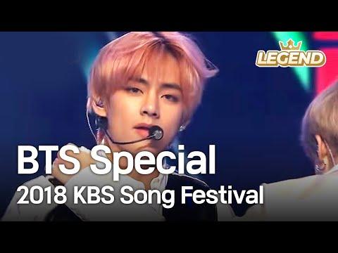 BTS Special | 방탄스페셜  [2018 KBS Song Festival / 2018.12.28] - Thời lượng: 14:11.