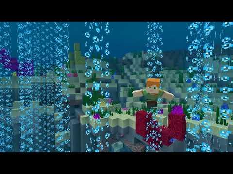 Minecraft — трейлер обновления Aquatic