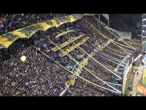 Boca Independiente 2017 / Señores dejo todo - La 12 - Boca Juniors