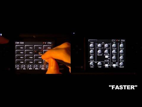 KORG DS 10   Daft Punk Harder, Better, Faster, Stronger | Video