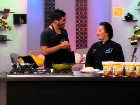 Video - Receta de buñuelos