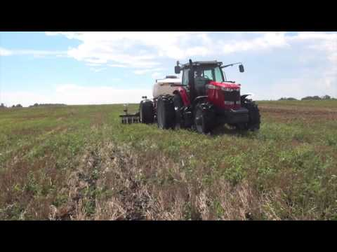 Corn School: Searching For The Perfect Strip Till Berm