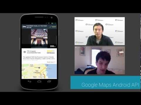 Image of Video - Google Maps Garage: Google Maps Android API V2