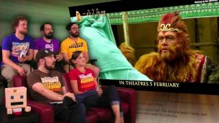 The Monkey King 2 Trailer!