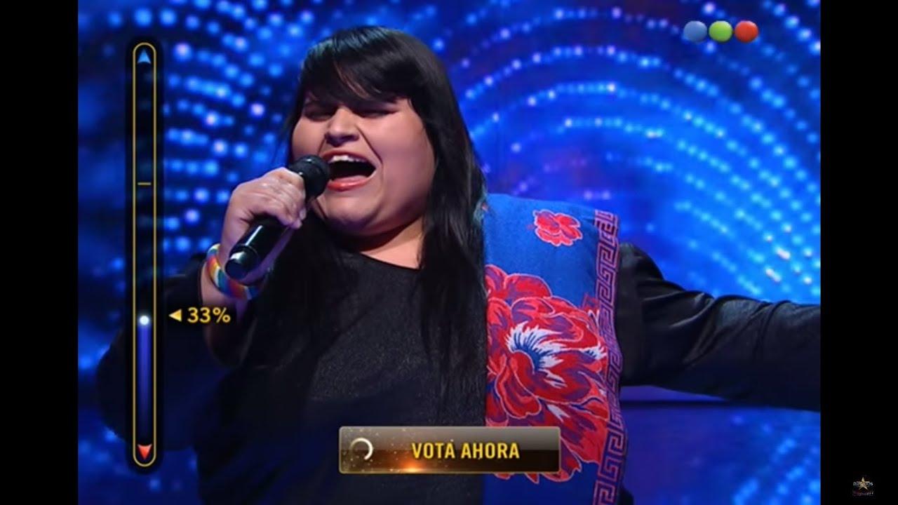 Homenajes: Daiana canta «Honrar la vida» – Elegidos #Elegidos