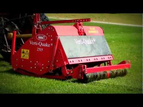 Verti Quake - the ultimate Aerator!