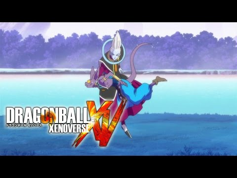 dragon - Dragon Ball Z: Battle of Gods matchup! Gameplay of Beerus vs Whis from Dragon Ball Xenoverse! Subscribe for more.