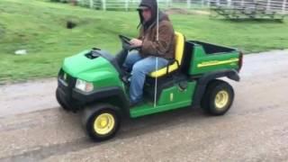 8. BigIron Online Auctions, 2005 John Deere Gator CX URV, June 7, 2017