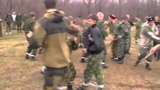 """Коллективная казачья методика """"Котёл"""". Часть 5."""