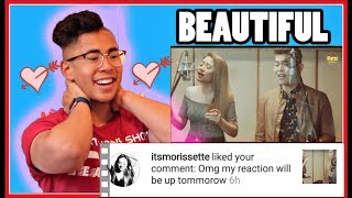 Video FAN REACTS TO - You Are The Reason Cover by Daryl Ong & Morissette Amon! MP3, 3GP, MP4, WEBM, AVI, FLV Juli 2018