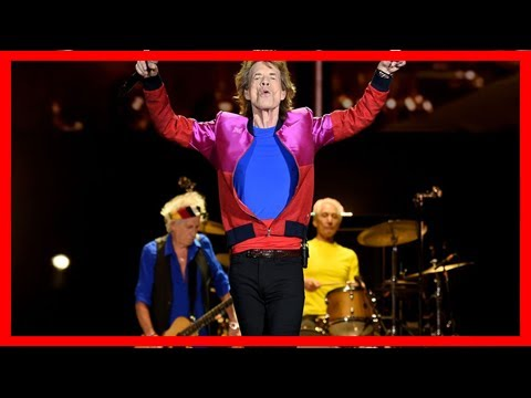 Rolling stones say they will never stop as they kick off european tour   CNN latest news