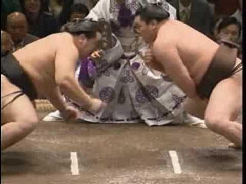 「冷静な相撲解説「土俵の上じゃなかったら始まってるね、これ」」のイメージ