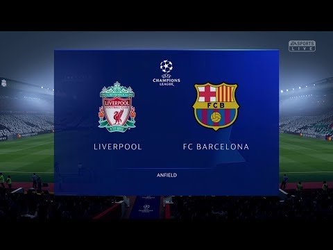 Liverpool Vs. Barcelona - UEFA Champions League Semi-final 2018/19 - CPU Prediction
