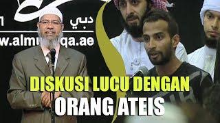 Video Diskusi Lucu Dr. Zakir Naik dengan Orang Ateis MP3, 3GP, MP4, WEBM, AVI, FLV Desember 2018