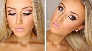 Prom Makeup Tutorial - YouTube