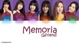 Video GFRIEND(여자친구) Memoria  Colour Coded Lyrics(KAN ROM ENG) MP3, 3GP, MP4, WEBM, AVI, FLV April 2019