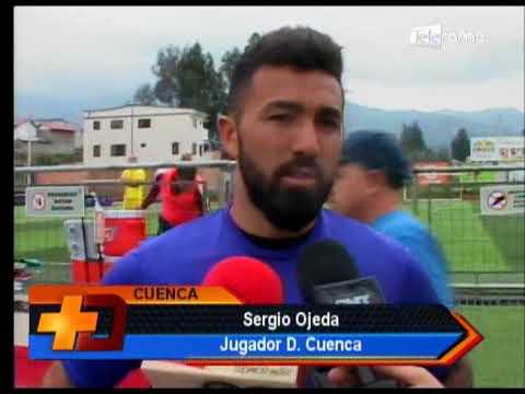 Jugadores Deportivo Cuenca continúan trabajos de pretemporada