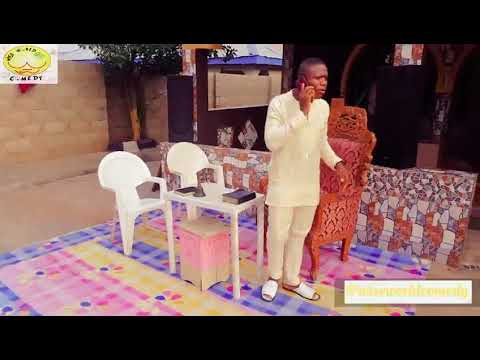 Woli agba and dele Omo woli on this new skit by odunlade adekola