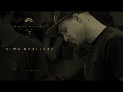 BATB X | Sewa Kroetkov: Fight Night (видео)