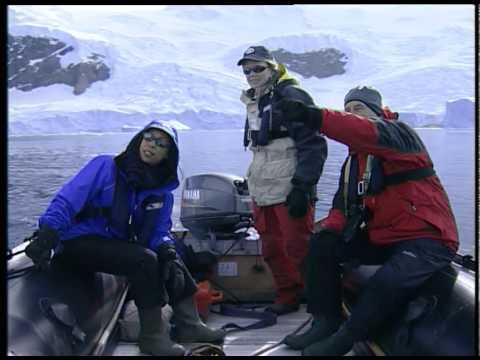 Top Billing explores Antarctica