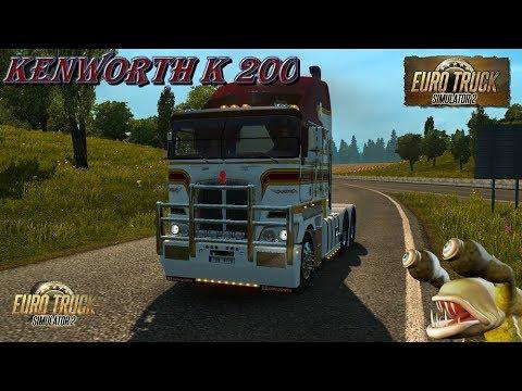 Kenworth K200 RTA-Mods v14.4 v1.30.x