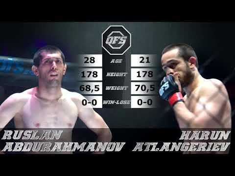 Ruslan Abdurahmanov vs Harun Atlangeriev