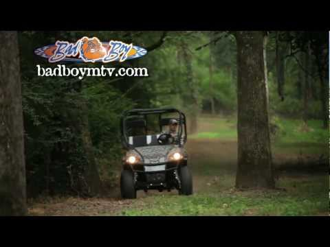 Bad Boy Mowers MTV Remember Me Commercial