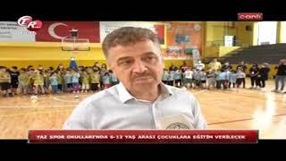 Yaz Spor Okulları - Tek Rumeli Tv