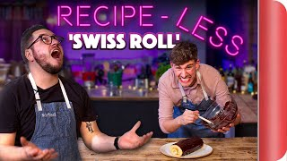 RECIPE-LESS Cooking Challenge   Swiss Roll by SORTEDfood