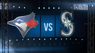 7/24/15: Cano, Trumbo help Mariners top Blue Jays