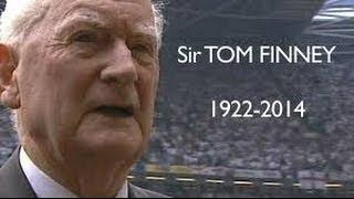 Das Genie Sir Tom Finney (kurze Doku)
