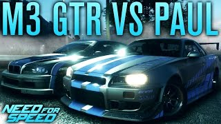 Nonton NFS BMW M3 GTR VS PAUL'S SKYLINE | Need for Speed 2015 Gameplay w/ The Nobeds Film Subtitle Indonesia Streaming Movie Download