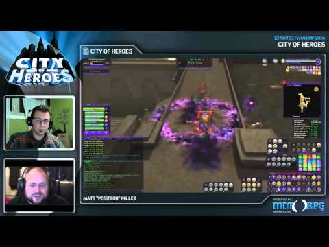 City of Heroes - We talk all things COH with the game's former Lead Designer. Watch and see what could have been in COH! -- www.twitch.tv/mmorpgcom/c/1790595&utm_campaign=arc...