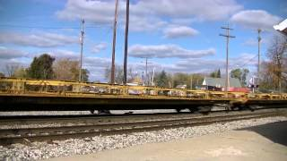 Milan (MI) United States  city photos gallery : Trains of the Midwest - Episode 6 - Norfolk Southern, Milan, Michigan