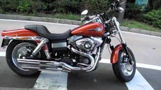 10. Harley-Davidson 2011 FXDF  Dyna Fat Bob