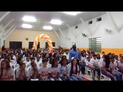 FORMATURA DO PROERD DO 5º PELOTÃO DE EUGENÓPOLIS