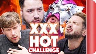 XXX Hot Burrito Eating Challenge by SORTEDfood