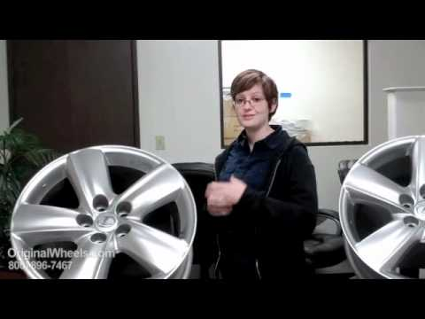 SC 430 Rims & SC 430 Wheels - Video of Lexus Factory, Original, OEM, stock new & used rim Co.
