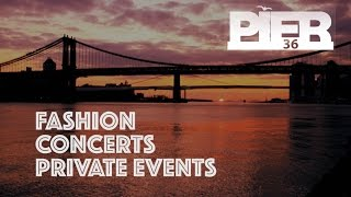 Fashion Shows, Concerts, Private Events