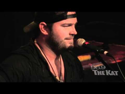 Lee Brice performs at Coyote Joe's